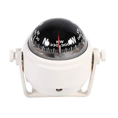 Qiilu Boussole Compass Multi-Purpose Marine Voyager à l'extérieur...