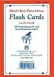 Alfred basic pf flash cards 1a/1b livre sur la musique