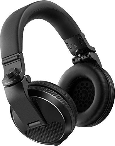 Pioneer HDJ-X5 Negro Circumaural Diadema auricular - Auriculares (Circumaural, Diadema, Alámbrico, 5 - 30000 Hz, 1,2 m, Negro)