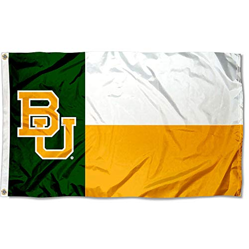 College Flags & Banners Co. Baylor Bears Texas State Flag
