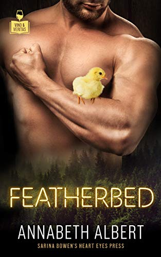 Featherbed (Vino and Veritas) by [Annabeth Albert, Heart Eyes Press LGBTQ]
