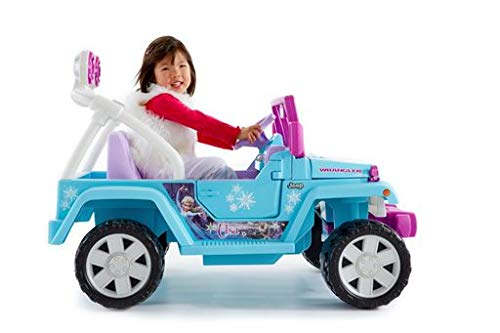Power Wheels Disney Frozen