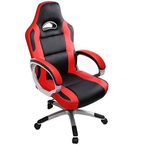 IntimaTe WM Heart Sedia Gaming Ergonomico ,Sedia Ufficio Di PU, Poltrona PC Girevole con Schienale...