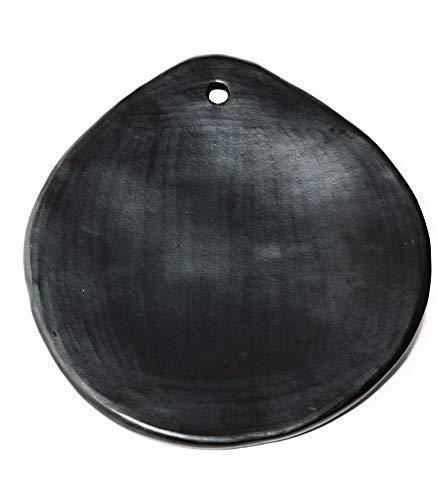 9-inch Black Clay Comal