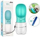 Flybiz Bouteille d'eau pour Chien Portable, 350ml Portable Gourde pour...