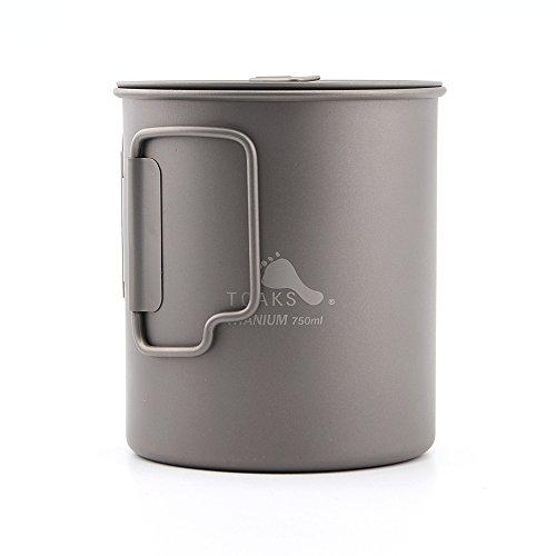 TOAKS Titanium 750ml Pot