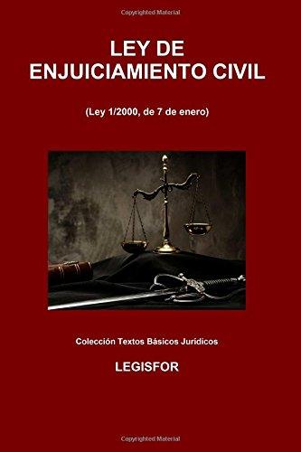 Ley de Enjuiciamiento Civil: edición 2016