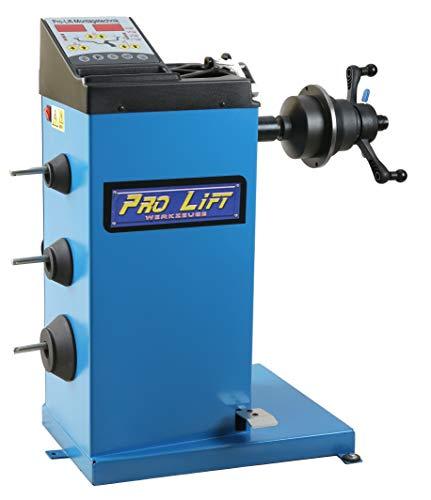 Pro-Lift-Werkzeuge Reifenwuchtmaschine manuell Tirebalancer Wuchtmaschine Reifenmontiergerät Reifen
