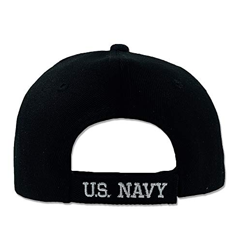 GREAT CAP Official Licensed Military Navy Hat by US Warriors