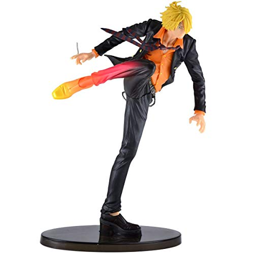 Action figure onepiece sculture sanji banpresto multicores