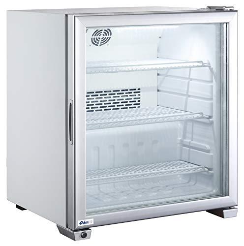 Congelatore espositore da banco 90L