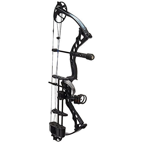 Diamond Archery Infinite Edge Pro Bow Package, Black Ops,...