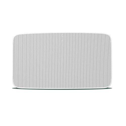 Sonos Five WLAN Speaker, weiß – Leistungsstarker WLAN Lautsprecher für Musikstreaming mit gutem, kristallklarem Stereo HiFi Sound – AirPlay kompatibler Multiroom Lautsprecher