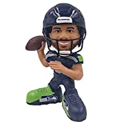 Russell Wilson Seattle Seahawks Limited Edition 4.5 inches tall Brand New in Original Box