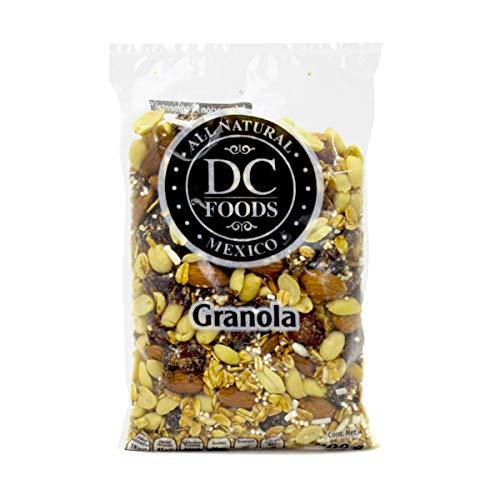 Granola, 5 bolsas de 200 gr cada una