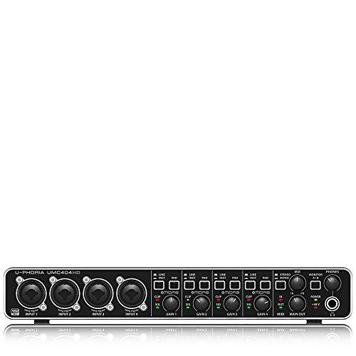BEHRINGER Audio Interface (UMC404HD)