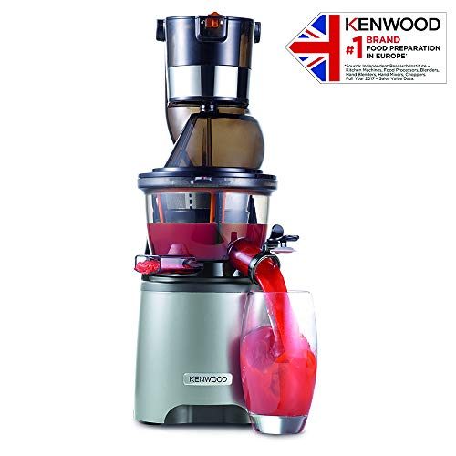 Kenwood JMP800SI 240-Watt Juicer (Brushed Aluminium)