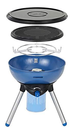 Campingaz Party Grill 200 Fornello da Campeggio, Blu, 15 x 3 x 15 cm
