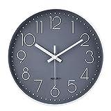 Moderne Horloge Murale silencieuse et sans tic-tac,Horloge Murale Mute...