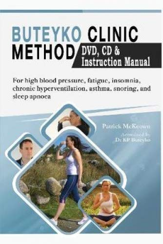 Buteyko Clinic Method (With free...