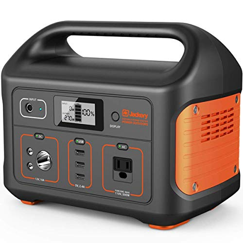 41pCxIkb3zL - Best Portable Battery Generator To Buy In 2020