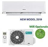 Condizionatore Hisense 9000 New Model 2019 CA25YR01G / CA25YR01W