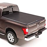 TruXedo TruXport Soft Roll Up Truck Bed Tonneau Cover | 288901 | fits 16-21 Nissan Titan w/Track...