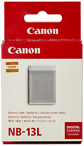 Canon バッテリーパック NB-13L