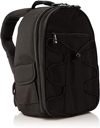AmazonBasics DSLR and Laptop Camera Bag