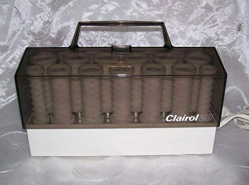 CLAIROL 20 Style Setter Pageant / Theater Hot Curlers Rollers Model C 20 S-Z