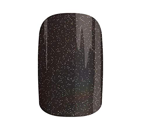 Mystic Nights Jamberry Gel Strips | No Heat or Light Curing Required - Strong DIY Shellac Nails | DIY Easy Nail Art