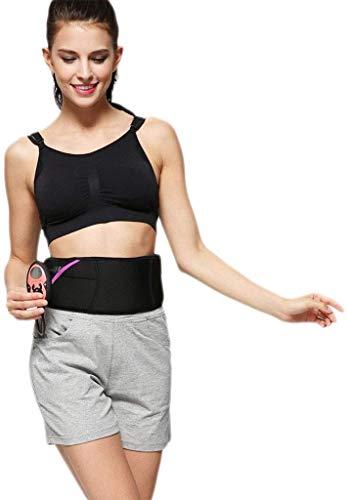 DEJA Smart Slimming Belt Rejection of Fat Abdominal Vibration Gym Workout Men and Women 1