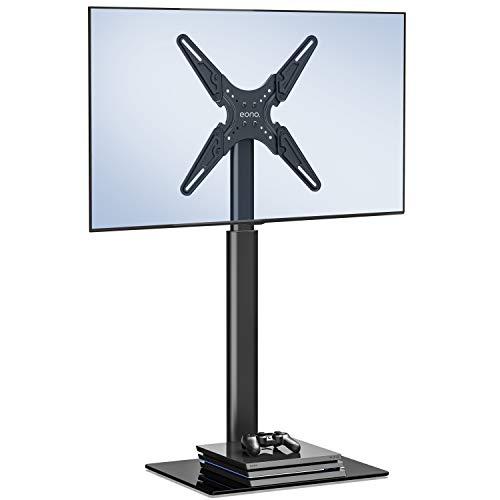 Eono by Amazon Supporto TV Universale da 19-60 Pollici con Staffa Regolabile in Altezza per LED LCD...