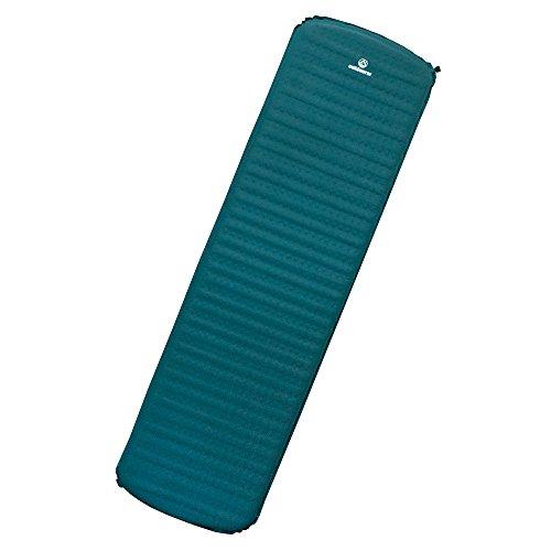 outdoorer selbstaufblasbare Isomatte Trek Bed 2 - selbstaufblasende Isomatte, Ultraleicht, 5 cm dick, Minipackmaß, Trekkingmatte, Sport, Camping und Trekking