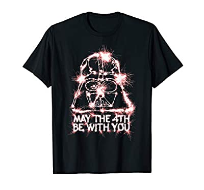 Officially Licensed Star Wars Apparel 14STRW108 Lightweight, Classic fit, Double-needle sleeve and bottom hem