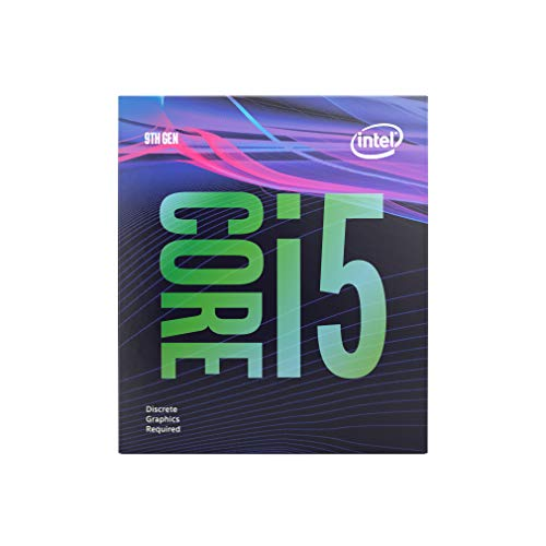 Intel CPU CORE I5-9400F 2.90GHZ 9M LGA1151 NO GRAPHICS BX80684I59400F...