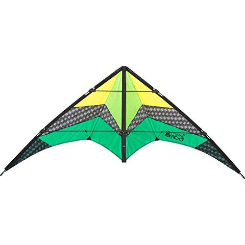 HQ Windspiration 112382 Lenkdrachen, Emerald, Limbo