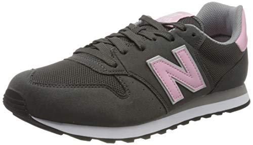 New Balance Gw500v1, Zapatillas de Deporte para Mujer, Gris (Grey/Pink Gsp), 36 EU
