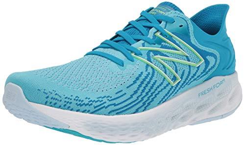 New Balance Women's W1080S11_37,5 Running Shoes, Blue, 3.5 UK