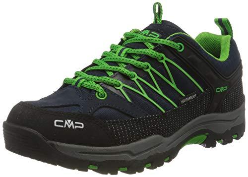 CMP – F.lli Campagnolo Kids Rigel Low Shoe Wp Trekking- & Wanderstiefel, Blau...