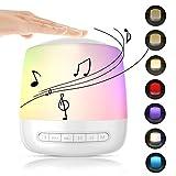 EliveSpm Machine à Bruit Blanc,Thérapie Sonore à Bruit Blanc Thérapie...