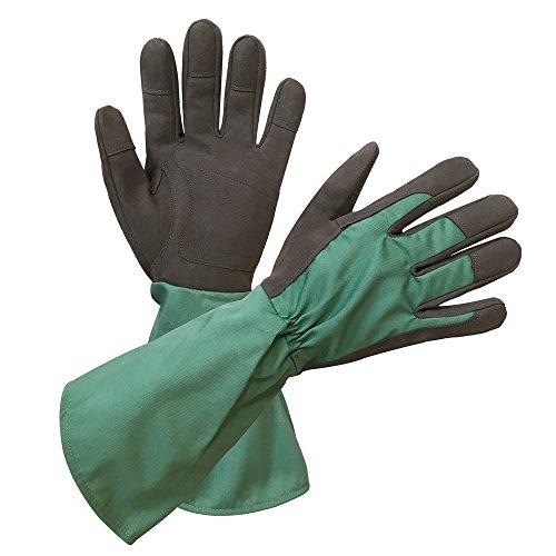 PROMEDIX Long Cuff Gardening Gloves