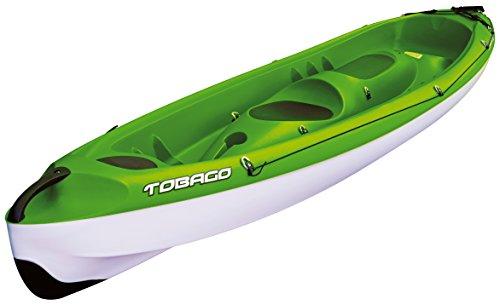 BIC Sport Tobago Kayak, Lime/White, 12'11'