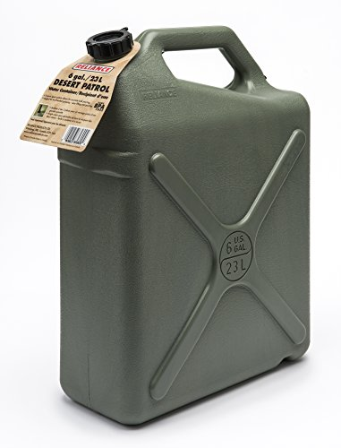 Reliance Products Desert Patrol 3 Gallon Rigid Water Container