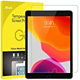 JETech Screen Protector for iPad 7 (10.2-Inch, 2019 Model, 7th Generation), Tempered Glass Film