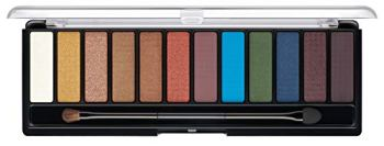 Rimmel Magnif'eyes Eyeshadow Palette, Colour Edition, Pack of 1