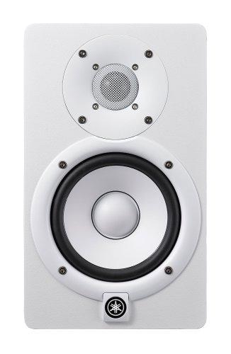Yamaha HS5 White monitor da studio 70W bianco