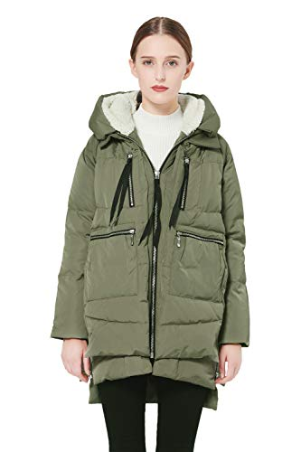 Orolay Women's Thickened Down Jacket...