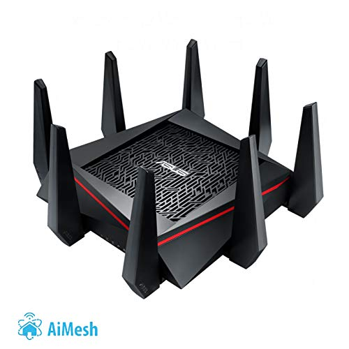 RT-AC5300 AC5300 Tri-band Gigabit Router