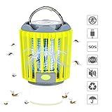 veerkey Lampe à LED 3-en-1Anti-moustiques pour Tente et Camping avec...
